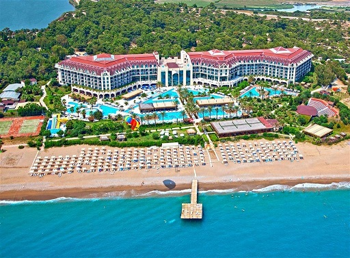 Nashira Resort & Spa Hotel*****