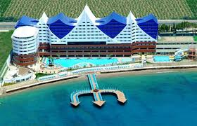 Orange County Resort Hotel Alanya (ex. Vikingen Quality Resort & SPA)*****